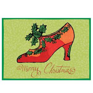 Warhol shoe