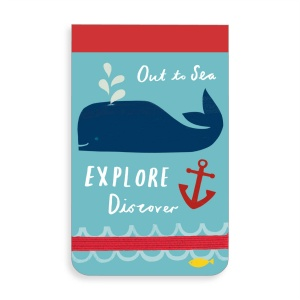 Out to Sea mini journal