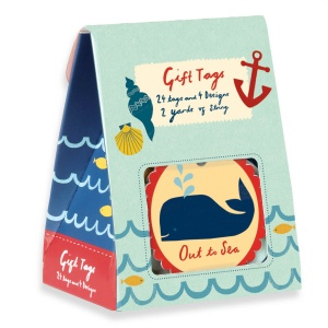 Out to Sea Gift Tags