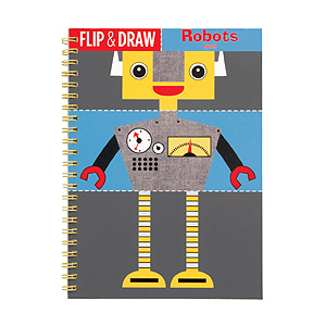 Robots Flip & Draw