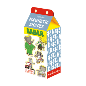 Babar Magnetic Shapes